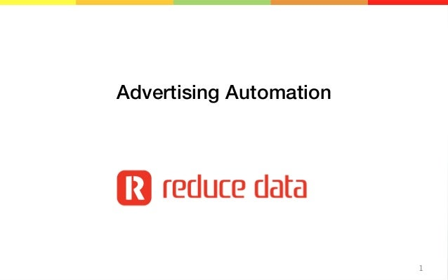 Advertising Automation  1 1
