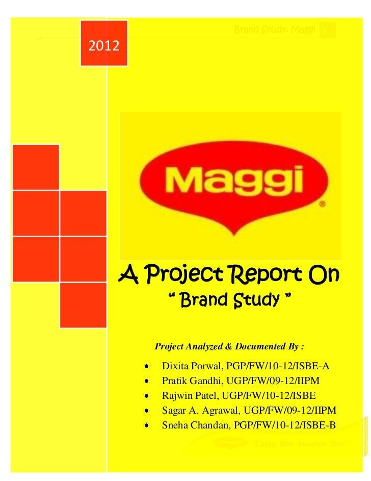 maggi saw manual