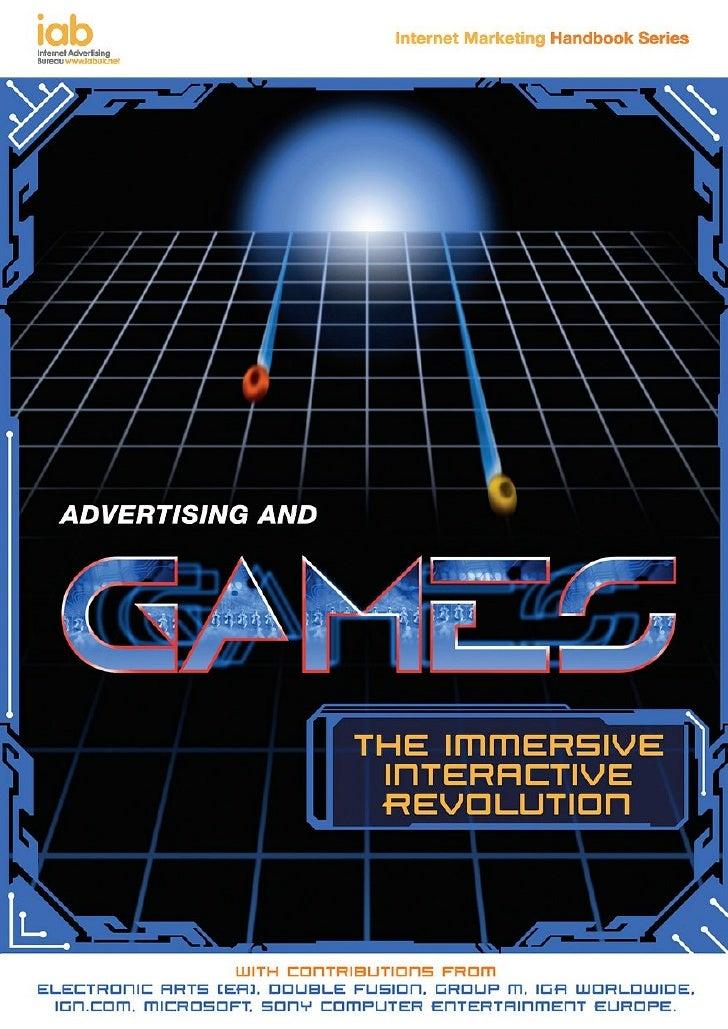 Advertising & games by IAB UK