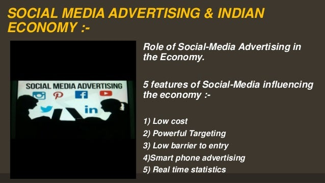 role of advertising in indian economy Discover all relevant statistics and facts on the indian advertising industry now on statistacom.