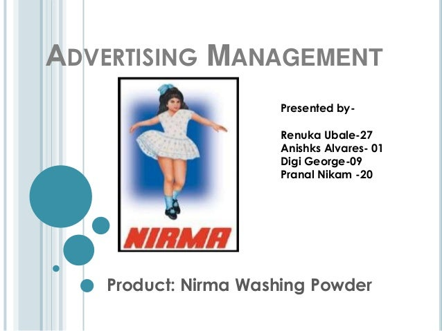 nirma washing powder Detergents: a bucket-full of dirty water even if you buy the most expensive detergent brand in india nirma washing powder, on the other hand.