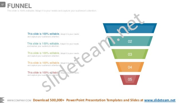 01 02 03 04 05 This slide is 100% editable. Adapt it to your needs and capture your audience's attention. This slide is 10...