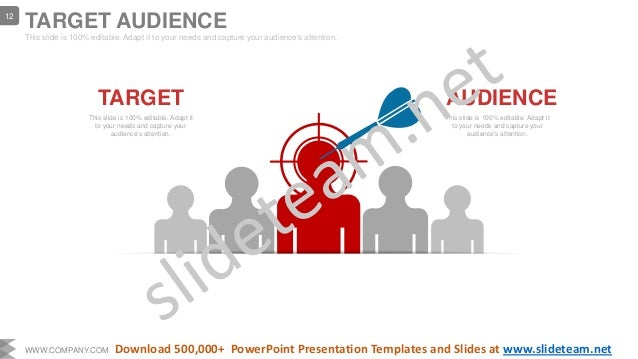 This slide is 100% editable. Adapt it to your needs and capture your audience's attention. TARGET This slide is 100% edita...