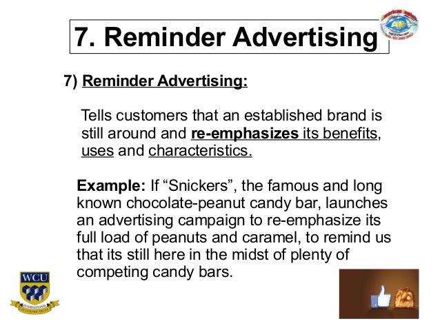 Advertising module