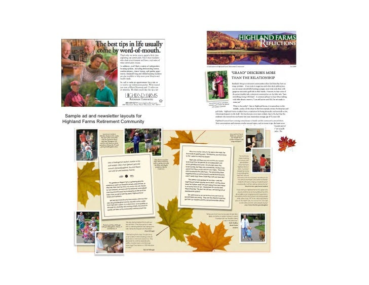 Recent pro-bono campaign which included ads, rack cards, logo        design, newspaper inserts, buttons, 8-pg guide