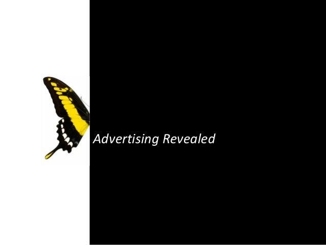 Advertising Revealed