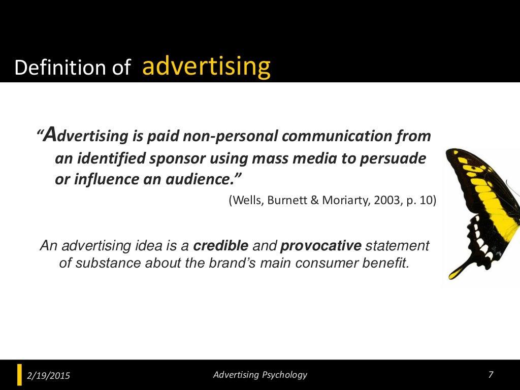 non personal communication definition