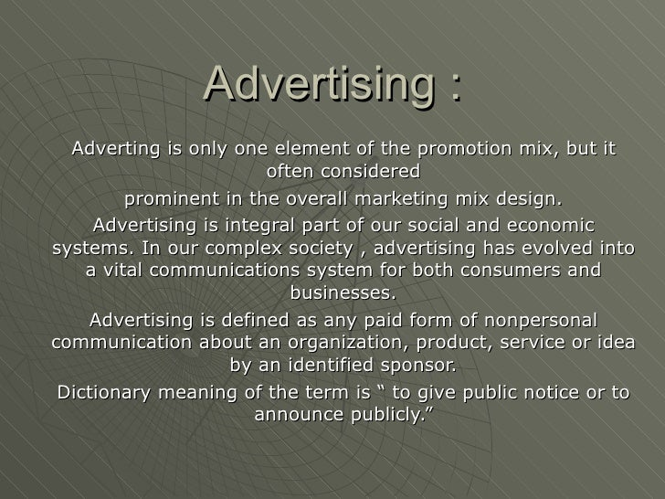 public relation and advertising Marketing is the overall process of communicating and delivering products to a target audience through the marketing mix of product, price, place and promotion promotion is a combination of communication activities that include advertising and public relations deciding on what resources to apply.