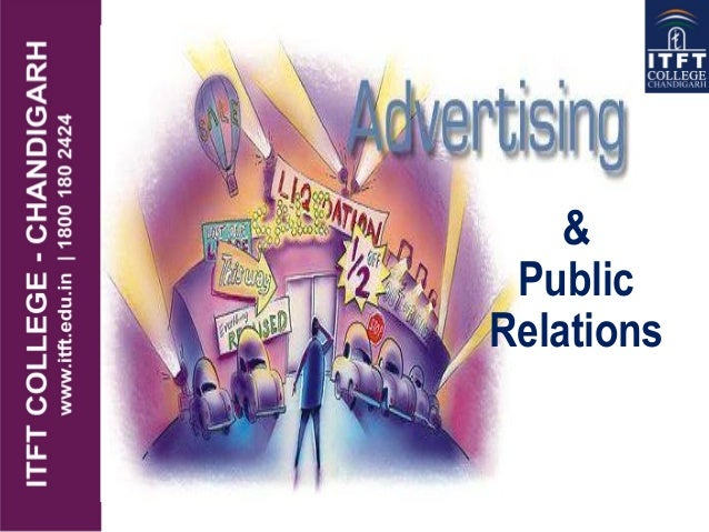 & Public Relations