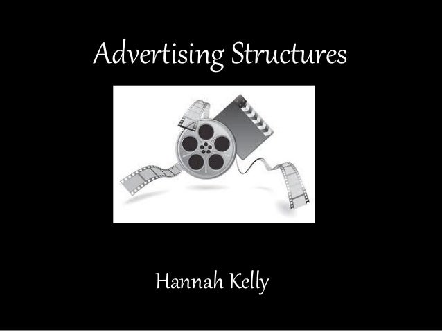 Advertising Structures     Hannah Kelly