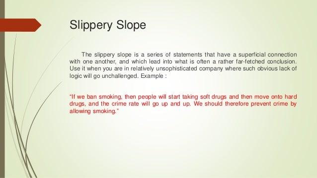 thank you for smoking fallacies