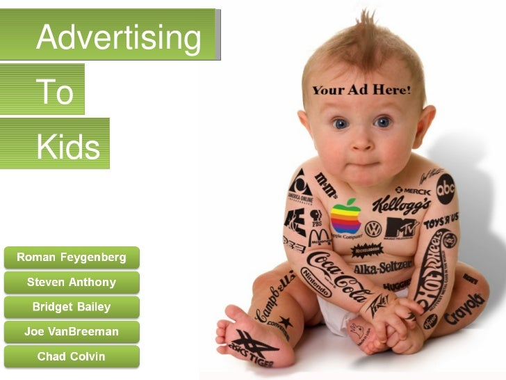 children in advertising essay Why then, in so many other countries, is advertising for children controlled what is lacking in brazilian legislation why advertising is bad for children.