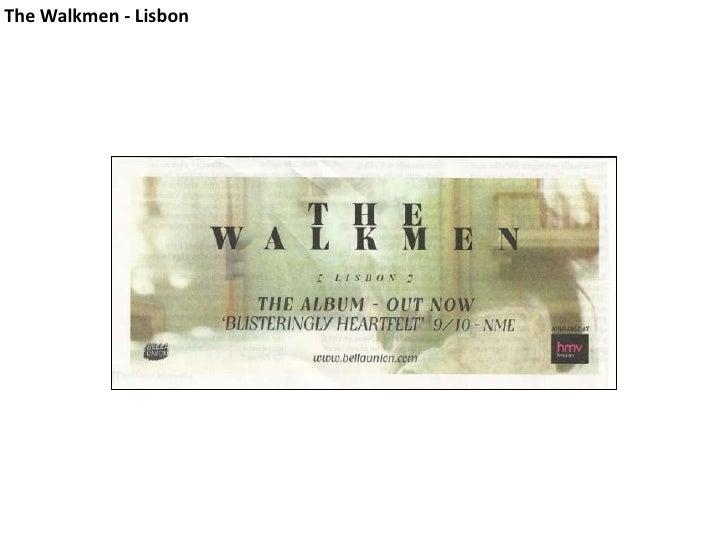 The Walkmen - Lisbon<br />