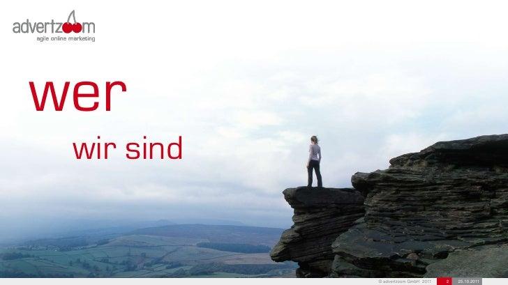 advertzoom 10/2011 Slide 2