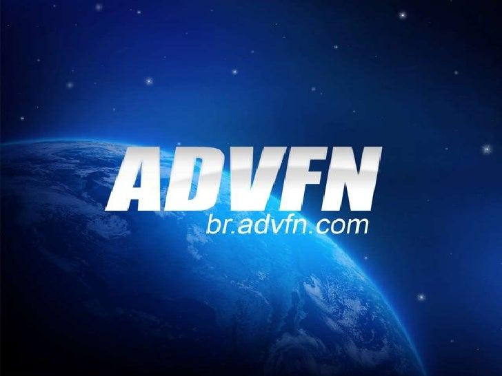 OBRIGADOMarcelo Padovani • Relacionamento com o RI          marcelop@advfn.com.br    55 11 4196-6609 • 55 11 9276-4989