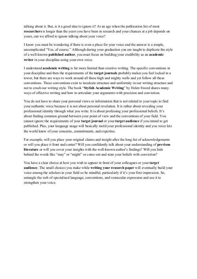 essay on communication technology killing creativity