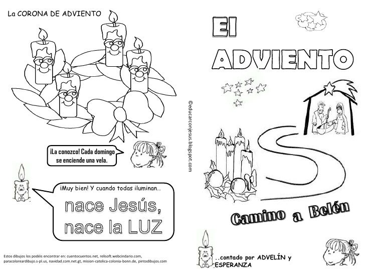 Adviento comic