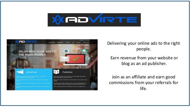 Ad Network For Advertisers & Ad Publishers