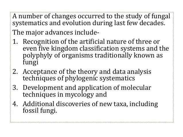 Systematics and Evolution of Fungi (Progress in Mycological Research)