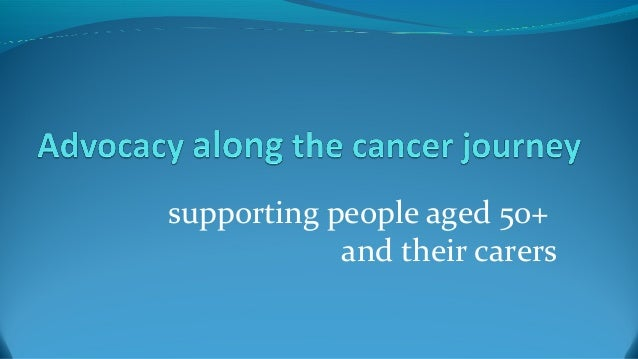 supporting people aged 50+ and their carers