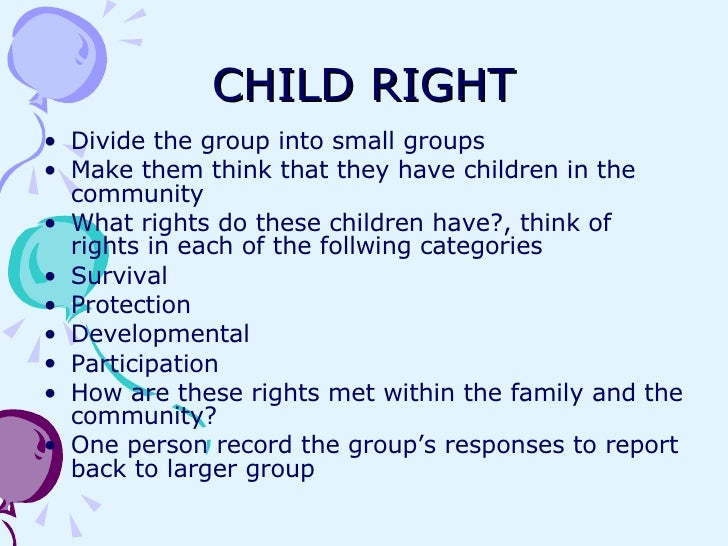 Advocacy Child Rights-Meenal Slide 3