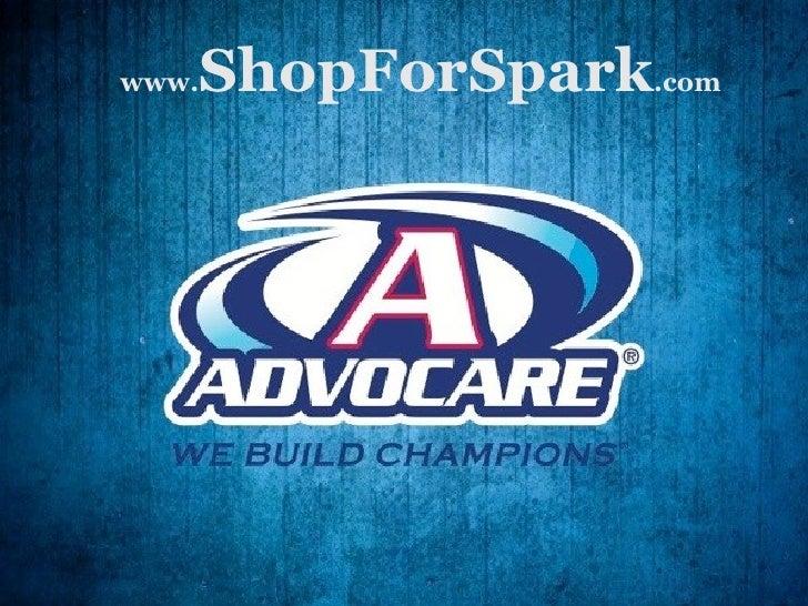 www. ShopForSpark .com