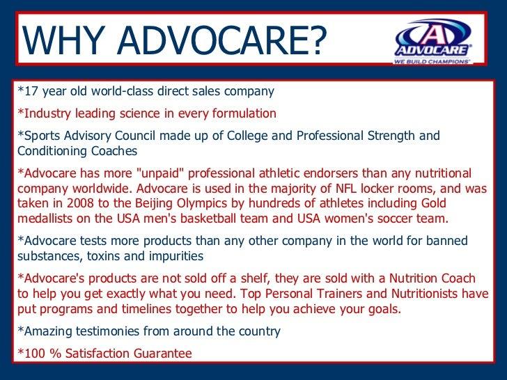 Advocare 24 Day Challenge Powerpoint Update