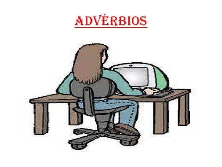 Advérbios<br />