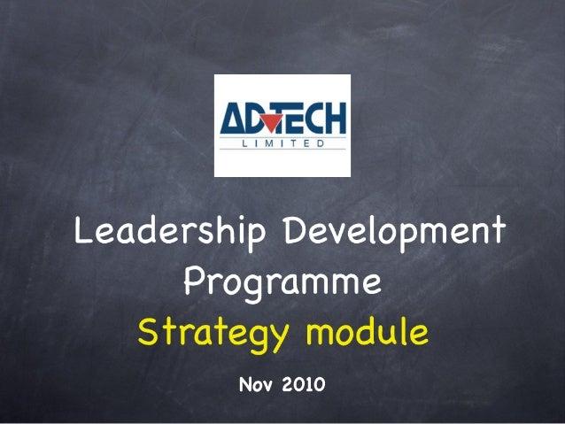 AdVTech LDP 2010