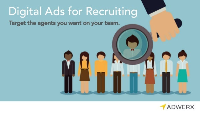 digital ads for real estate recruiting and retention