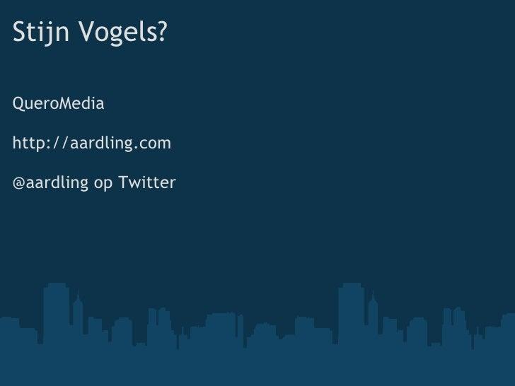 Google AdWords (Nederlands) Slide 2