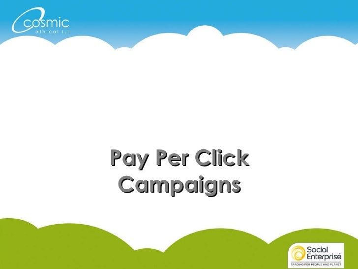Adwords - Guide to setting up Adwords