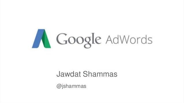 Jawdat Shammas @jshammas