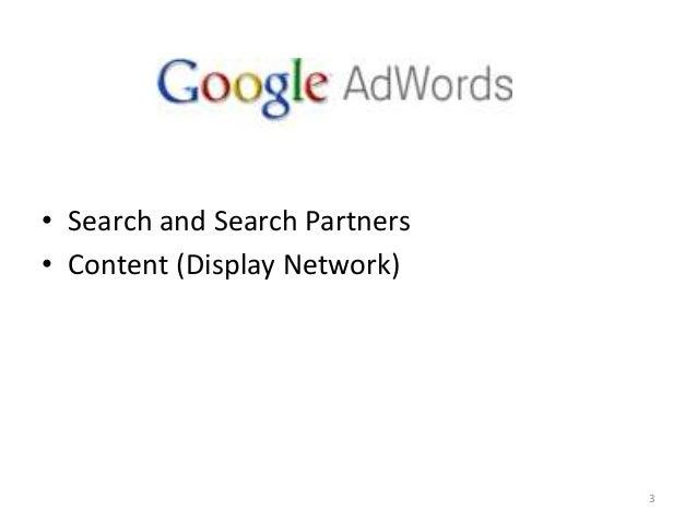 Adwords training social media forum 2010 Slide 3