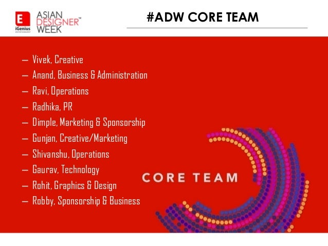 adw season 3 proposal for designer