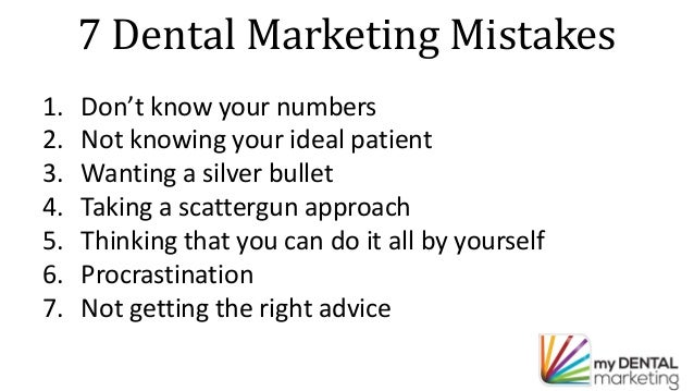 Dental marketing secrets for a full appointment book adx16 the nine step process 8 e book solutioingenieria