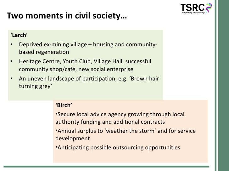 A dynamic civil society   rob macmillan Slide 3