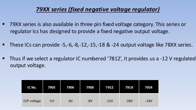 78xx and 79xx series pdf