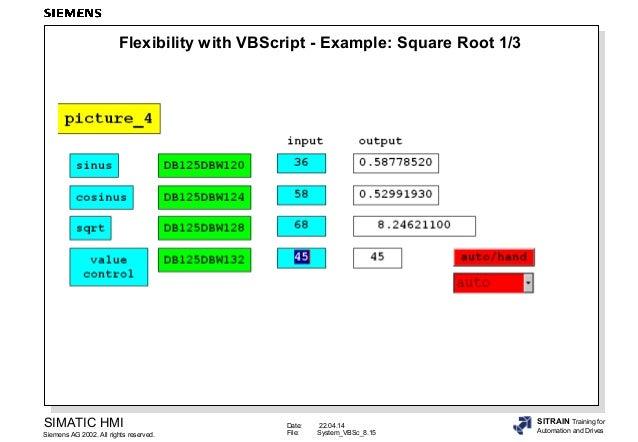 Ae08 system vb_script