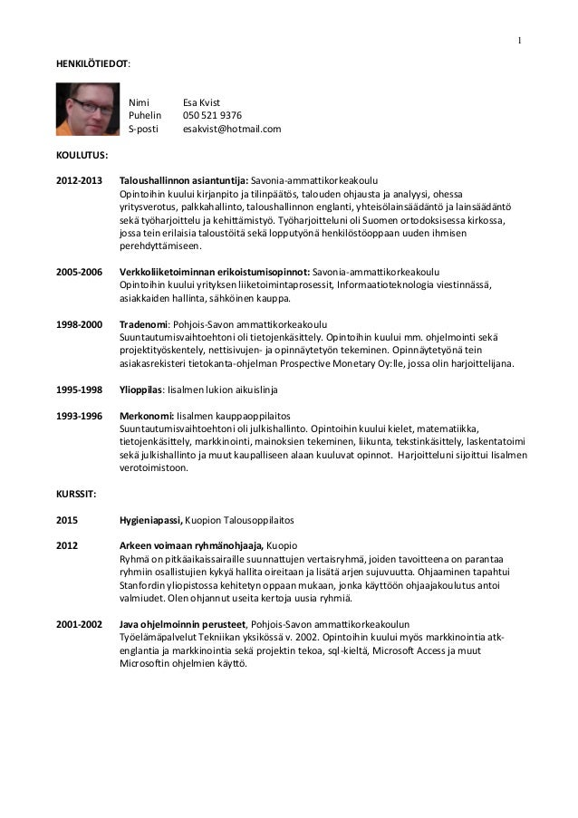 esakvistcv