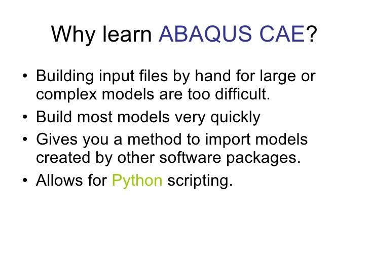Abaqus Tutorial 1 (Basic): Simple Bracket - Simuleon
