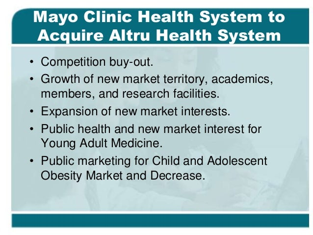 Strategic Hrm at the Mayo Clinic: a Case Study Essay