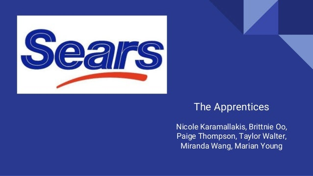 The Apprentices Nicole Karamallakis, Brittnie Oo, Paige Thompson, Taylor Walter, Miranda Wang, Marian Young