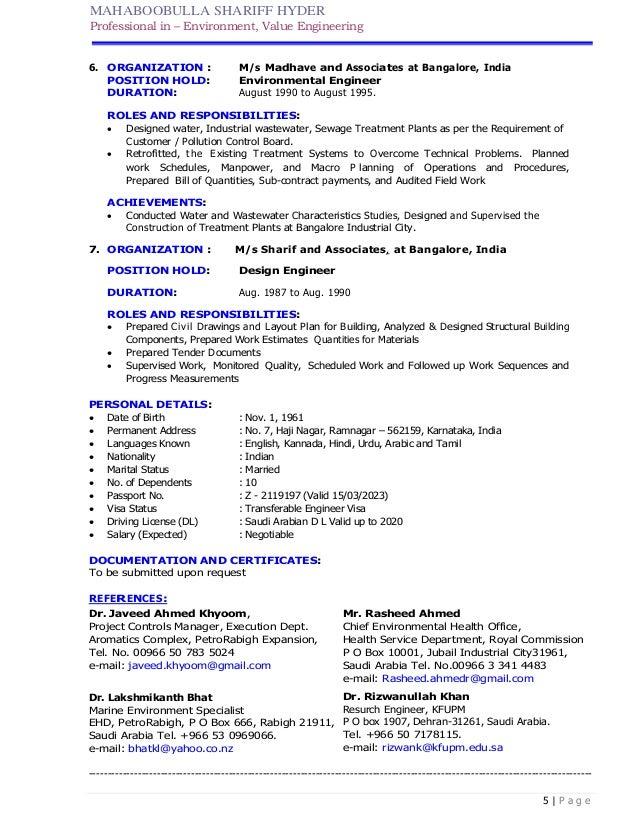 MHS Detailed C.V PDF (May 9 2015)Re-0