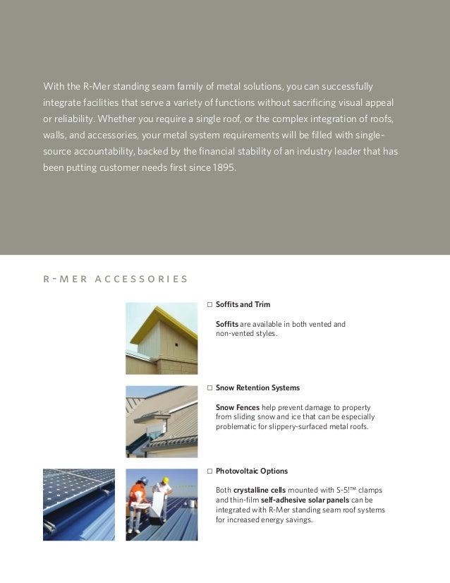 Garland Standing Seam Metal Brochure 2012