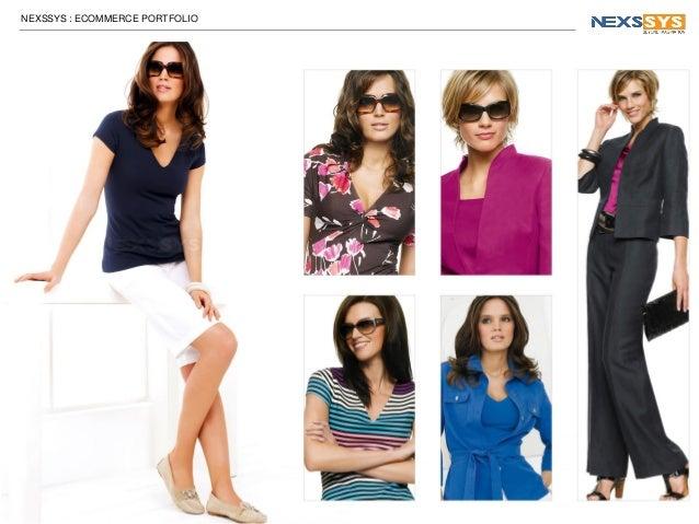 Fashion portfolio1 Slide 3