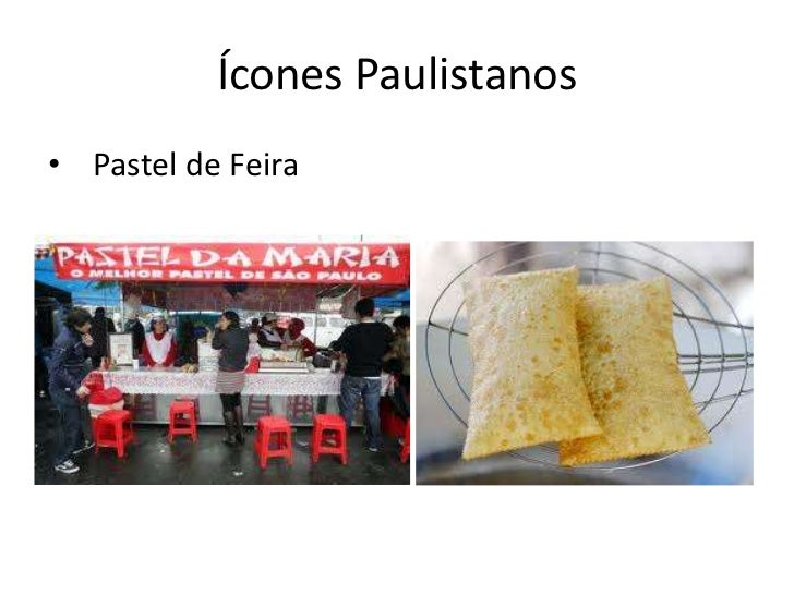 Ícones Paulistanos• Pastel de Feira