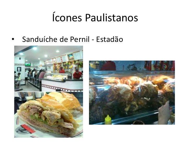 Ícones Paulistanos• Sanduíche de Pernil - Estadão