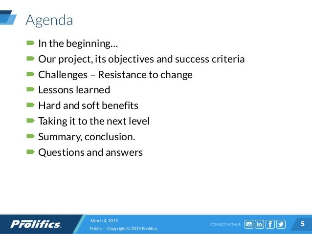 hard and soft success criteria of a project