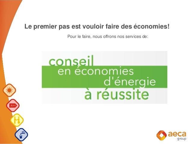 Aeca Group Conseil En Conomies D 39 Nergie R Ussite